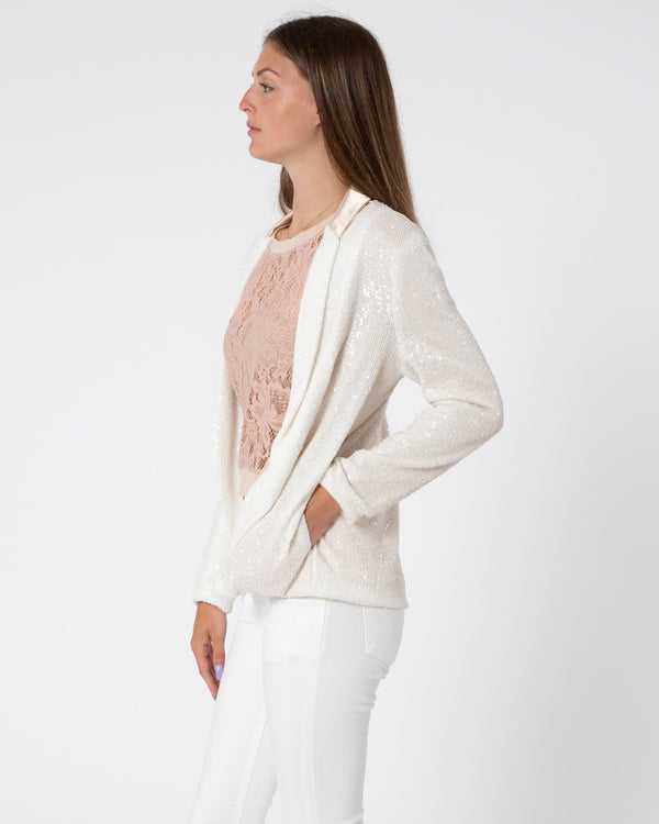 LOYD/FORD Tuxedo Sequin Blazer | newtntfashion.
