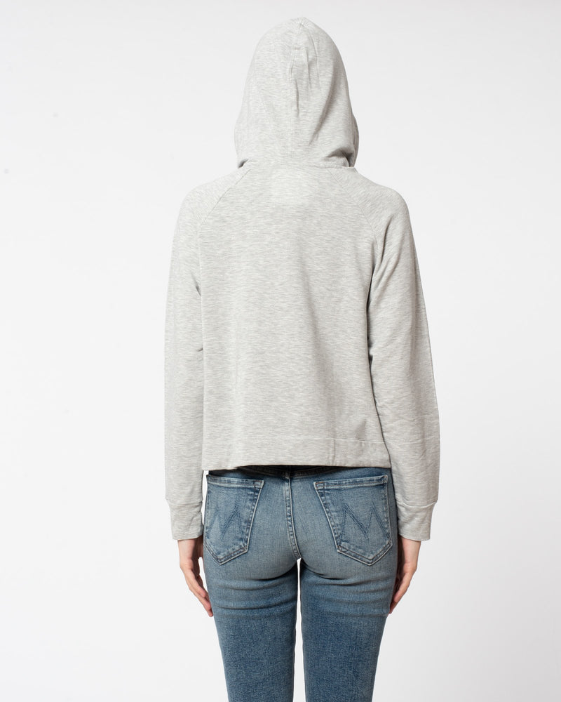 MAJESTIC FILATURES - French Terry Hoodie | Luxury Designer Fashion | tntfashion.ca
