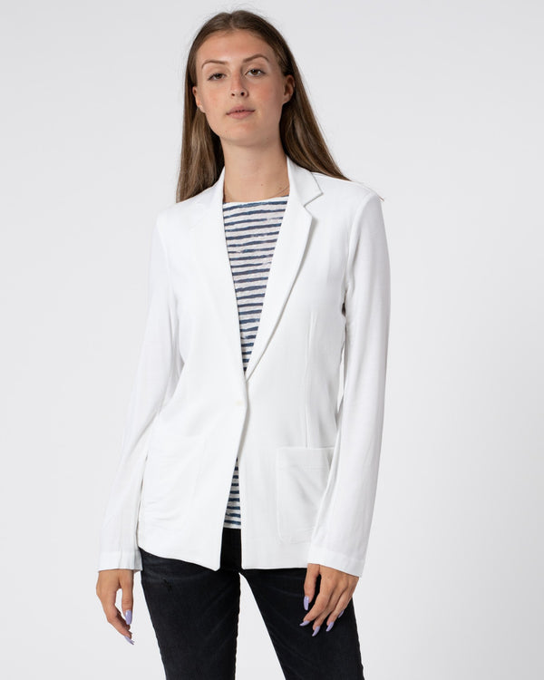 One Button Boyfriend Blazer