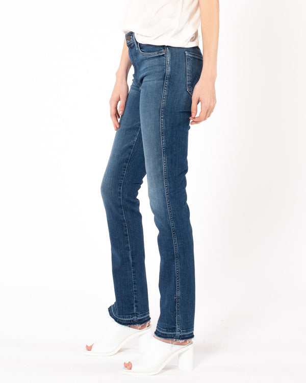 MOTHER - Rascal Slice Undine Jean | Luxury Designer Fashion | tntfashion.ca
