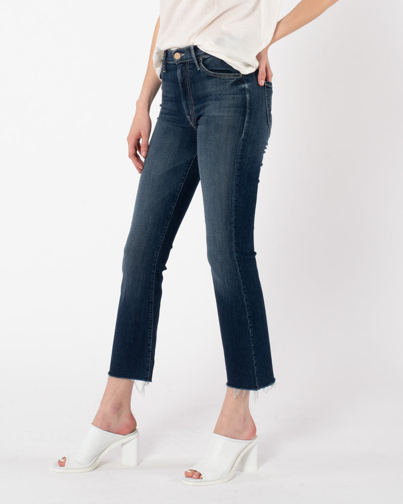 MOTHER - The Hustler Jean | Luxury Designer Fashion | tntfashion.ca
