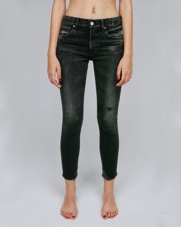 MOUSSY - Mid Rise Velma Skinny Jean | Luxury Designer Fashion | tntfashion.ca