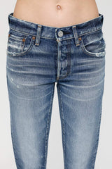 MOUSSY - Mid Rise Vienna Tapered Jean | Luxury Designer Fashion | tntfashion.ca