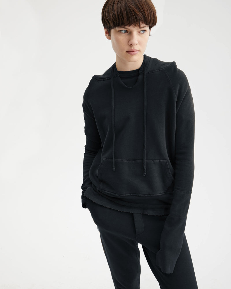 NILI LOTAN - Janie Hoodie | Luxury Designer Fashion | tntfashion.ca