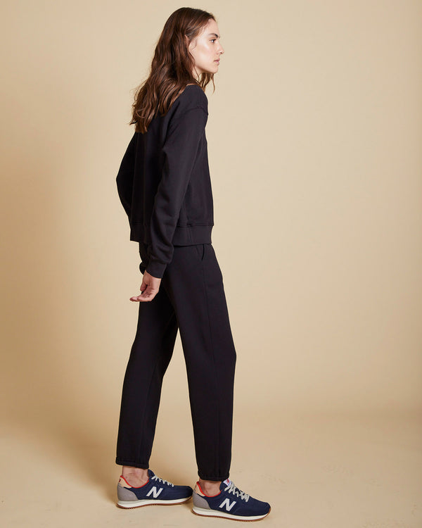 VELVET - Organic Fleece Jogger | Luxury Designer Fashion | tntfashion.ca