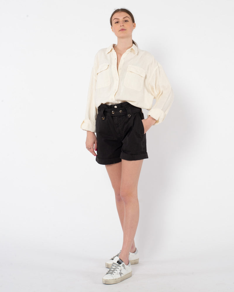 OVERLOVER - Clarke Short | Luxury Designer Fashion | tntfashion.ca