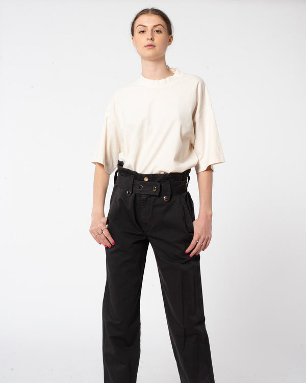 OVERLOVER - Jesse Linen Cotton Pant | Luxury Designer Fashion | tntfashion.ca
