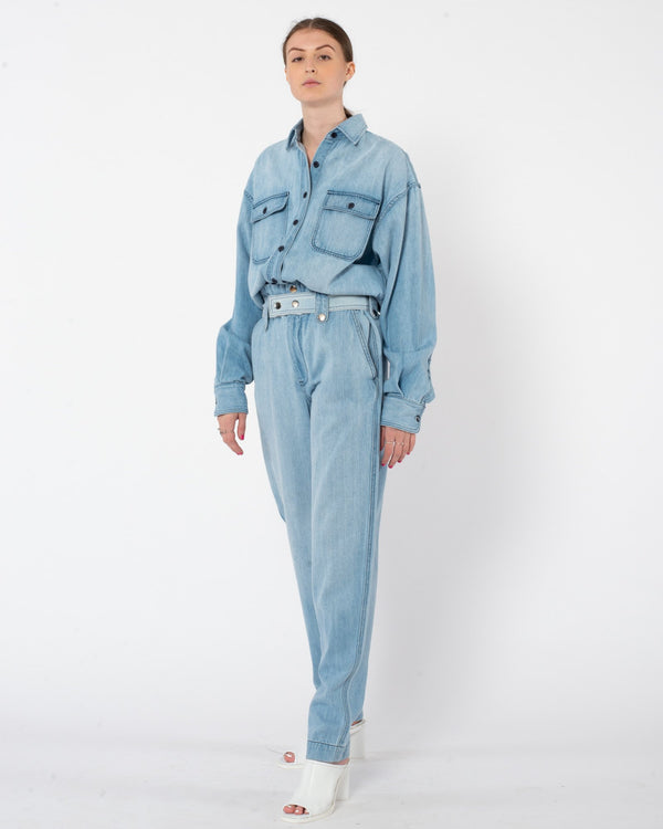 OVERLOVER - Jesse Vintage Denim Jean | Luxury Designer Fashion | tntfashion.ca