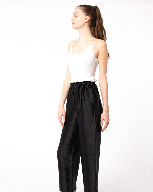 PETER COHEN Crop Pull On Pant | newtntfashion.