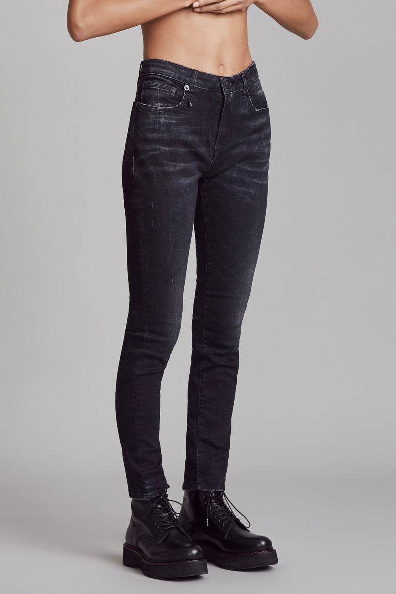 R13 - Alison Skinny Jeans | Luxury Designer Fashion | tntfashion.ca