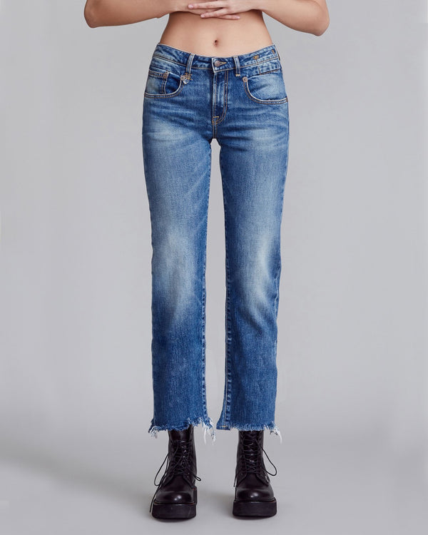 R13 Boy Straight Jean | newtntfashion.