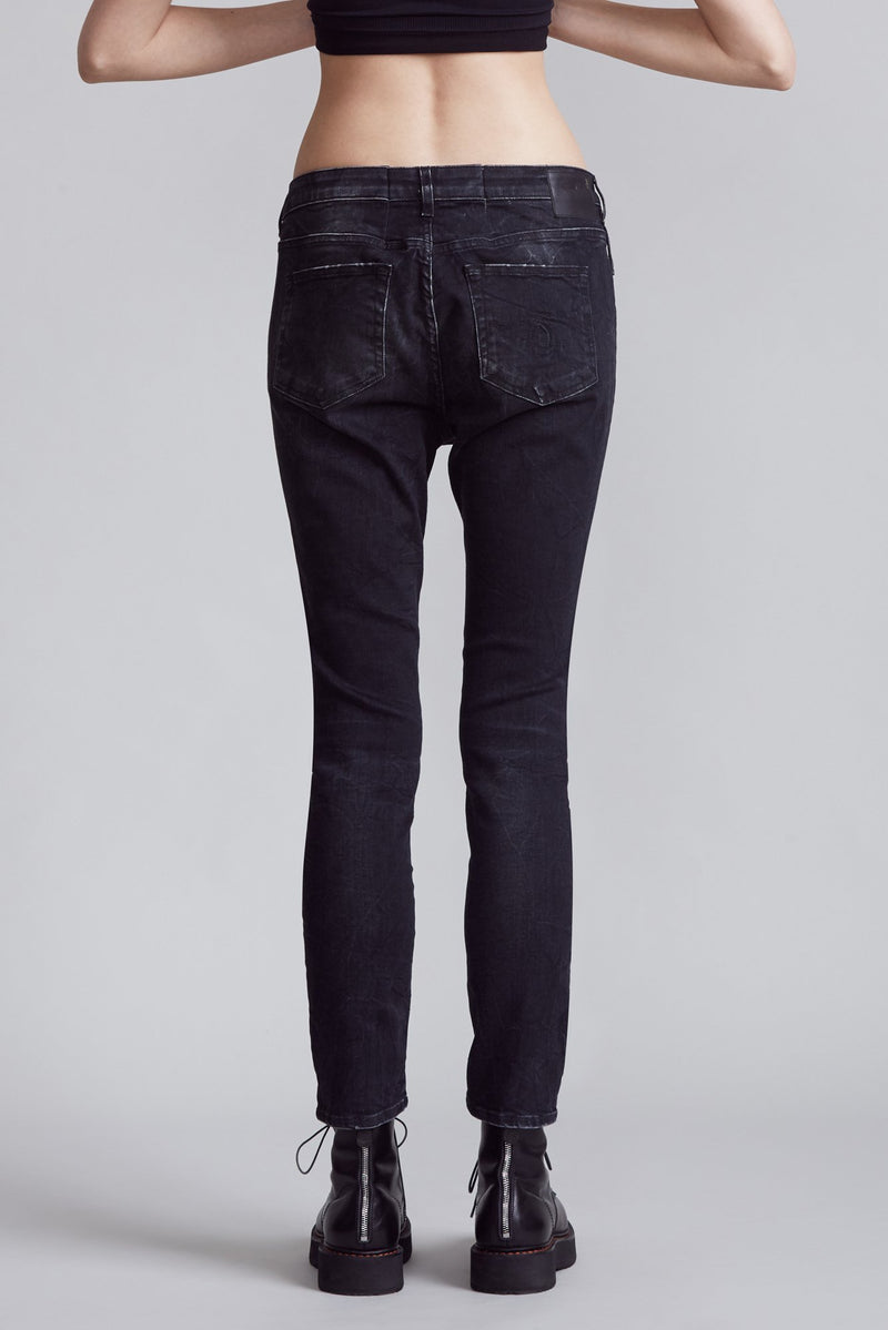 R13 Cross Over Skinny Jean | newtntfashion.