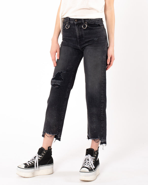 R13 High Rise Camille Jean | newtntfashion.