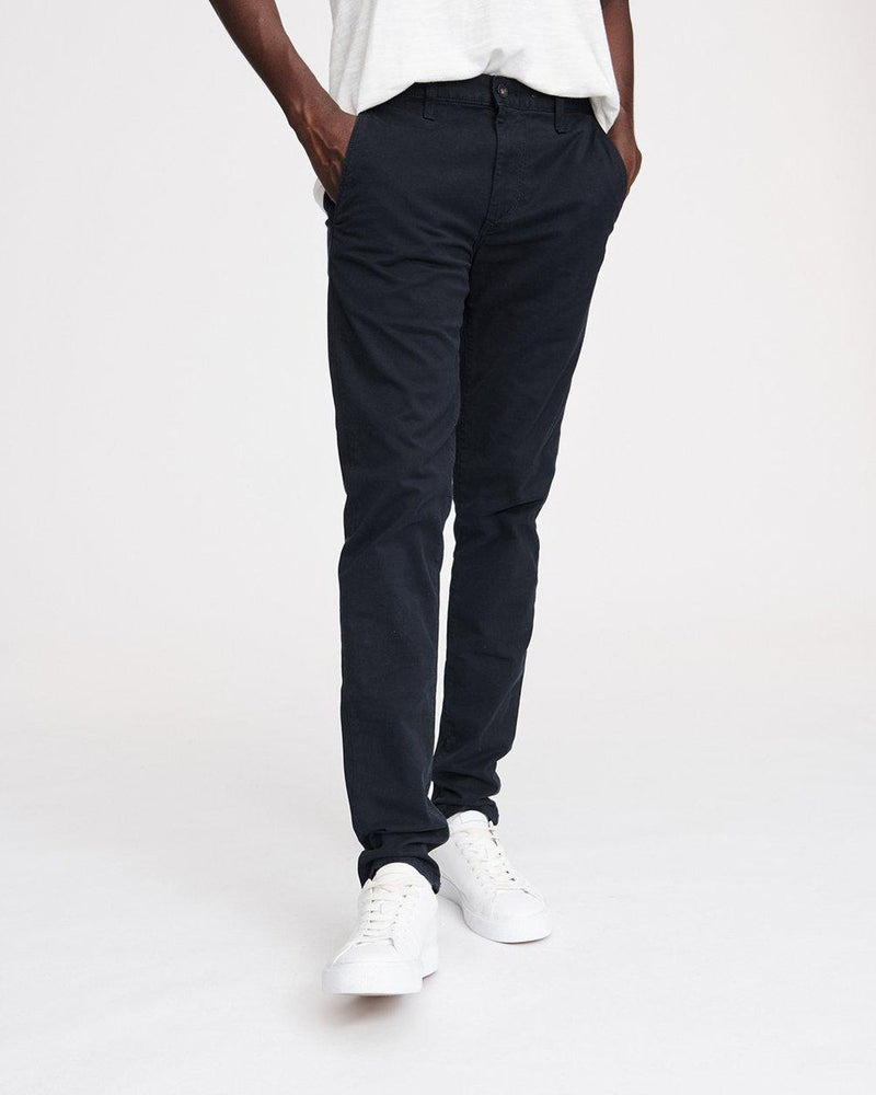 RAG & BONE - Navy Fit One Chino | Luxury Designer Fashion | tntfashion.ca
