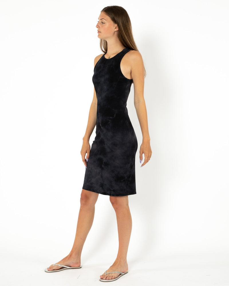 RAQUEL ALLEGRA - Racerback Jersey Dress | Luxury Designer Fashion | tntfashion.ca