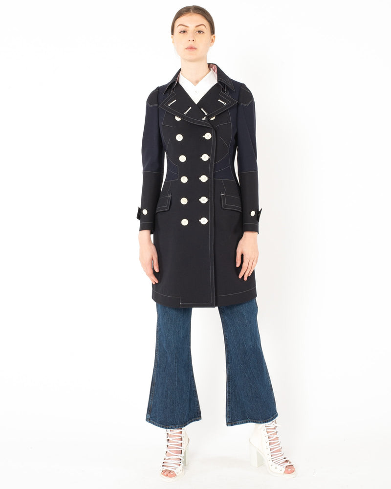 SHIRO SAKAI Coat | newtntfashion.