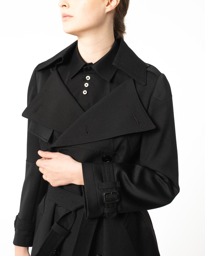 Formal Long Jacket