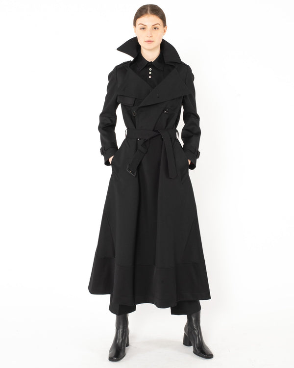 SHIRO SAKAI Formal Long Jacket | newtntfashion.