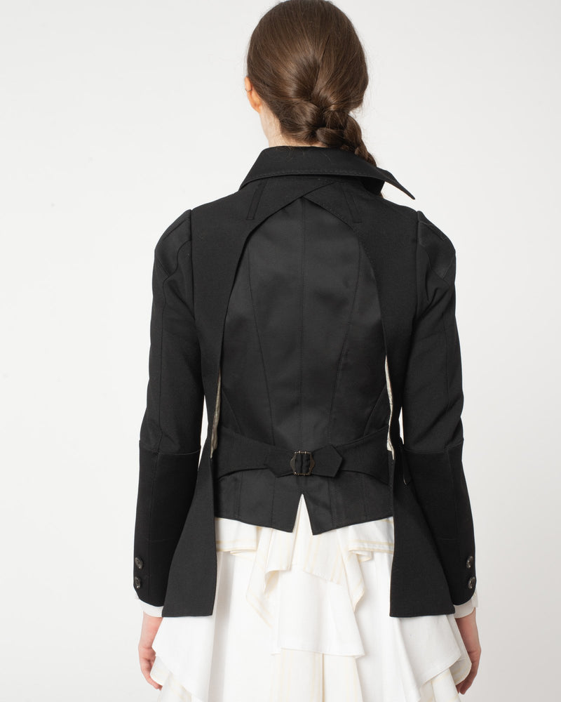 SHIRO SAKAI Jacket | newtntfashion.