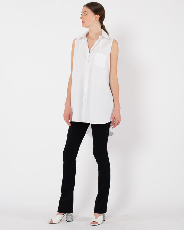 SHIRO SAKAI Short Sleeve Blouse | newtntfashion.