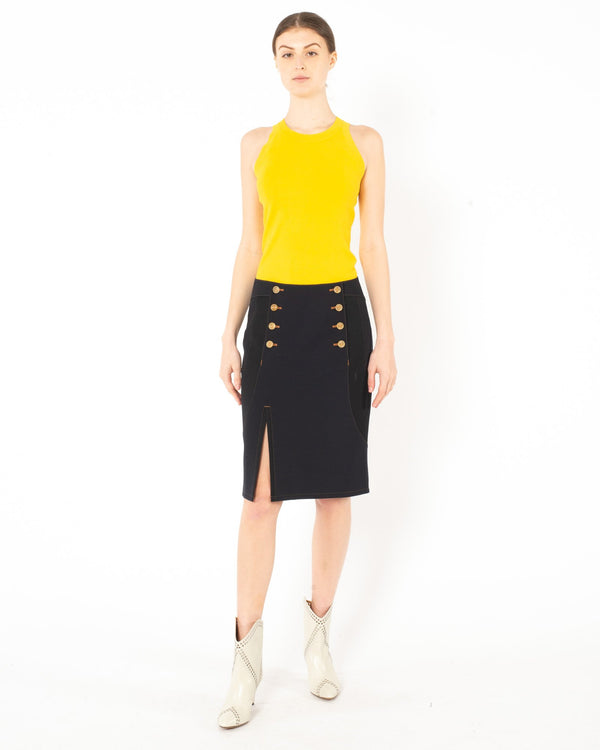 SHIRO SAKAI Skirt | newtntfashion.