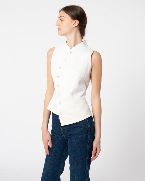 SHIRO SAKAI Vest | newtntfashion.