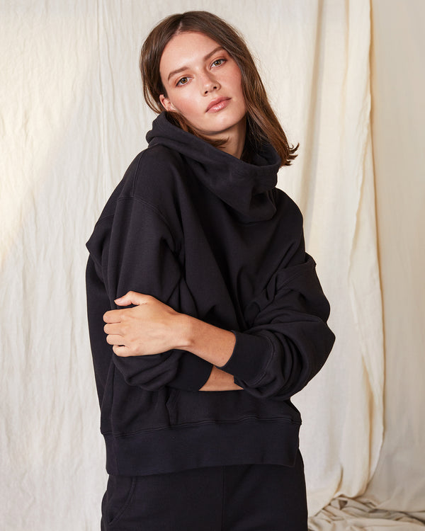 VELVET - Soft Fleece Hoodie | Luxury Designer Fashion | tntfashion.ca