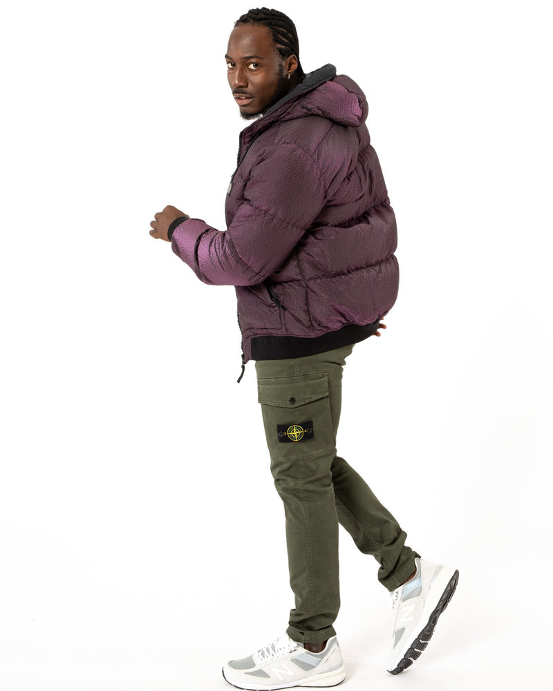 STONE ISLAND - Down Jacket | Luxury Designer Fashion | tntfashion.ca