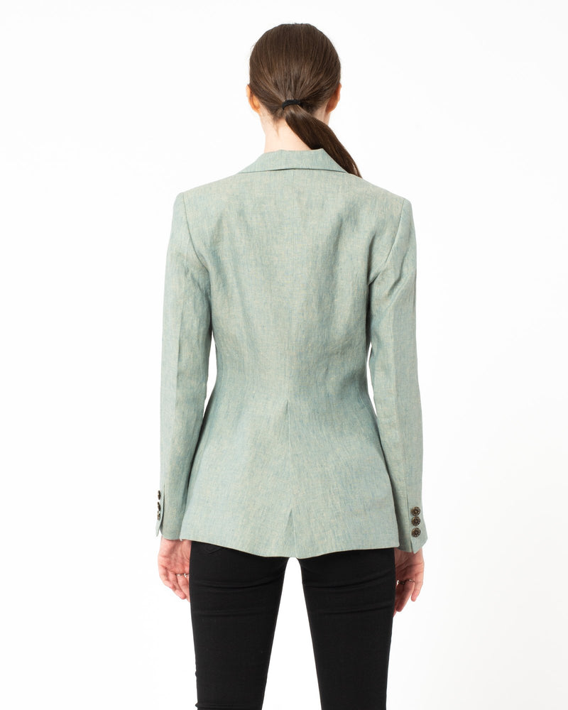 T.BA - Hacking Jacket | Luxury Designer Fashion | tntfashion.ca