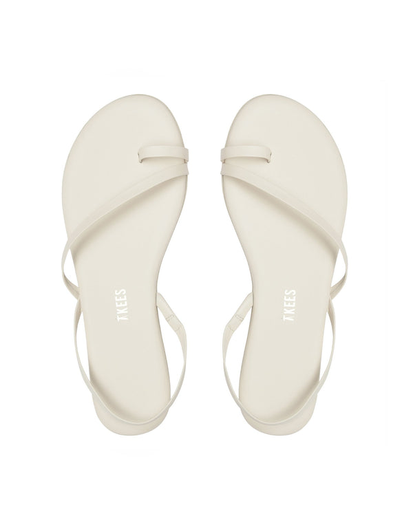 TKEES LC Toe Cross Sandals | newtntfashion.