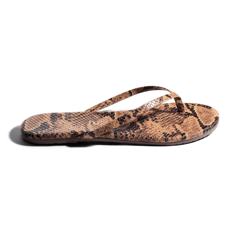 TKEES - Lily Exotic Sandals | Luxury Designer Fashion | tntfashion.ca