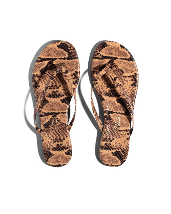 TKEES Lily Exotic Sandals | newtntfashion.