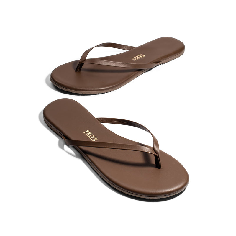 TKEES Lily Liner Sandals | newtntfashion.