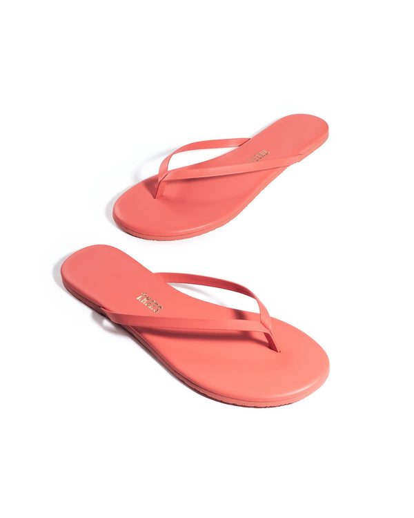 TKEES Lily Solid Sandals | newtntfashion.
