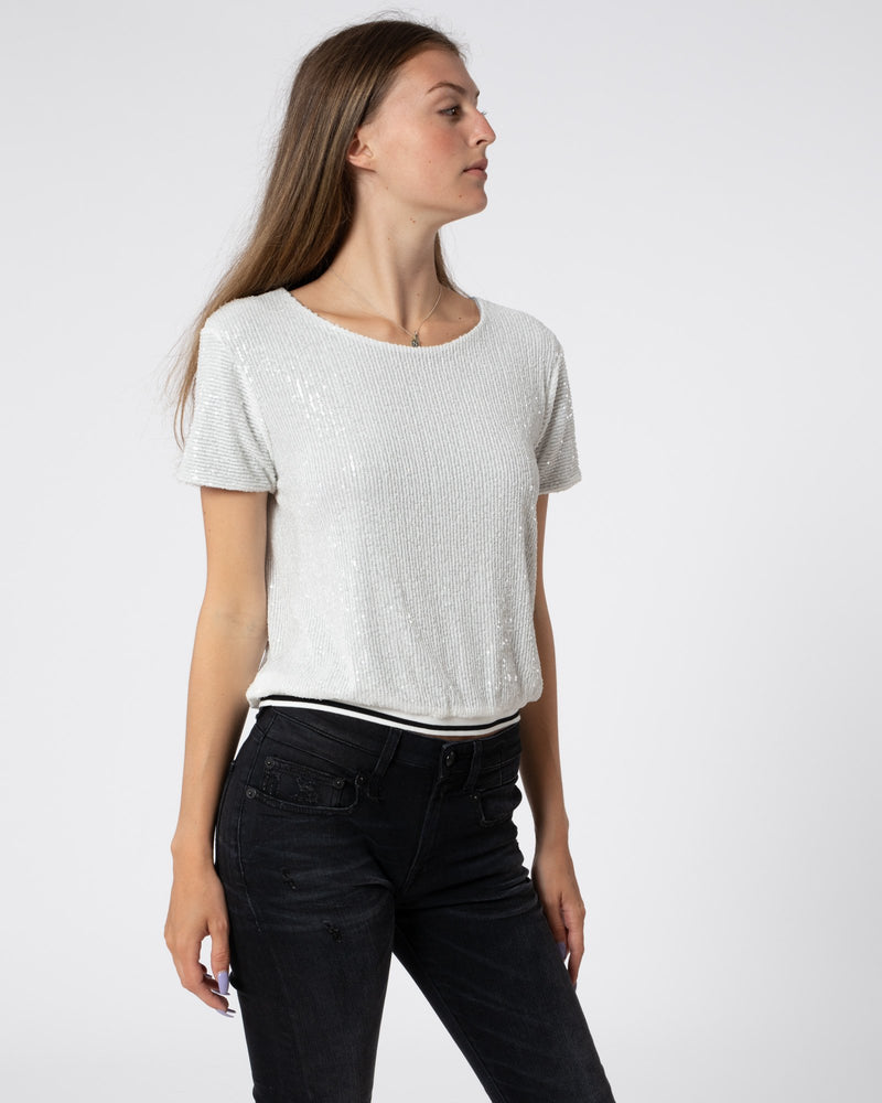 Sequin Sport T-Shirt