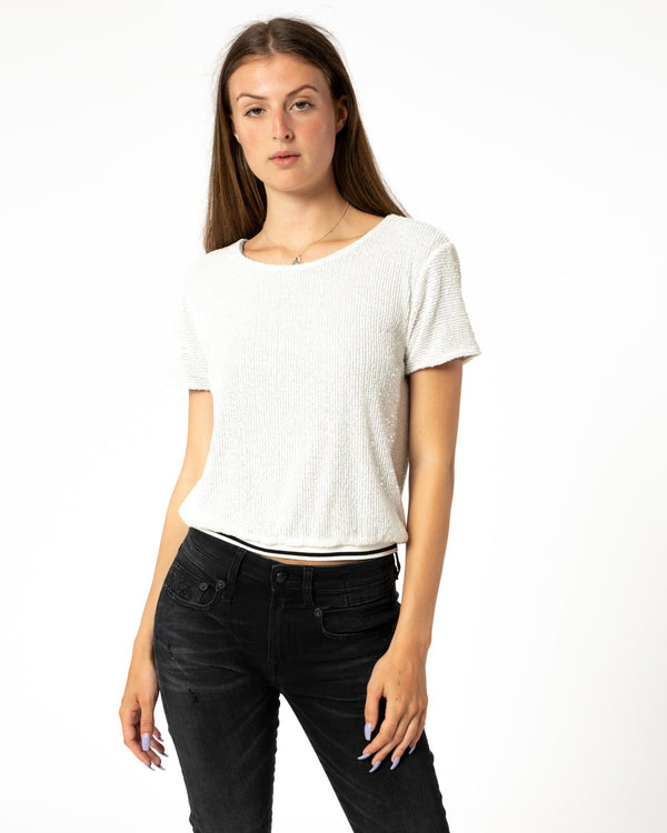 tntfashion.ca Sequin Sport T-Shirt | newtntfashion.