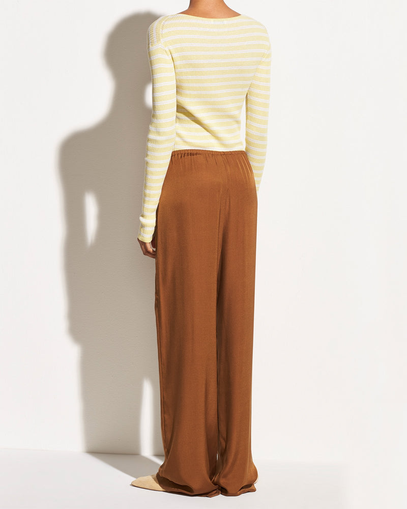 VINCE Silky Pull On Pant | newtntfashion.