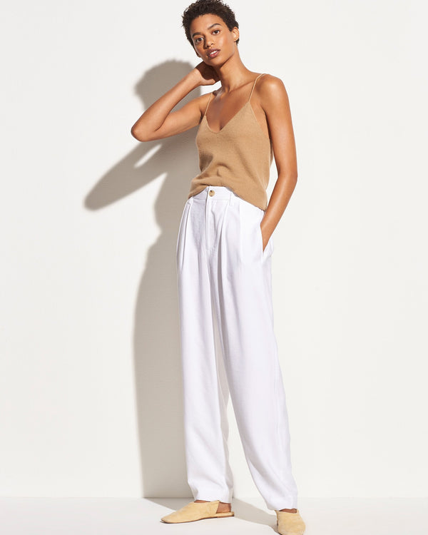 VINCE Tapered Pleat Front Trouser | newtntfashion.
