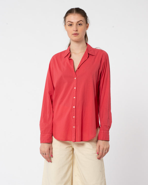 XIRENA Beau Button Down Shirt | newtntfashion.