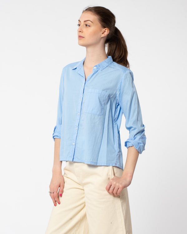 XIRENA Blaine Button Down Shirt | newtntfashion.