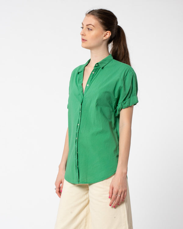 XIRENA Channing Button Down Shirt | newtntfashion.