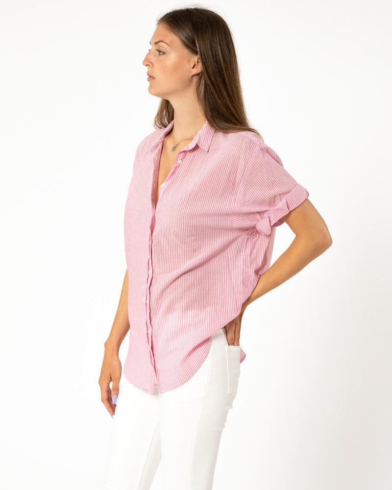 XIRENA - Channing Shirt | Luxury Designer Fashion | tntfashion.ca