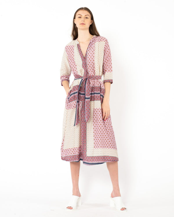 XIRENA Joni Wrap Dress | newtntfashion.