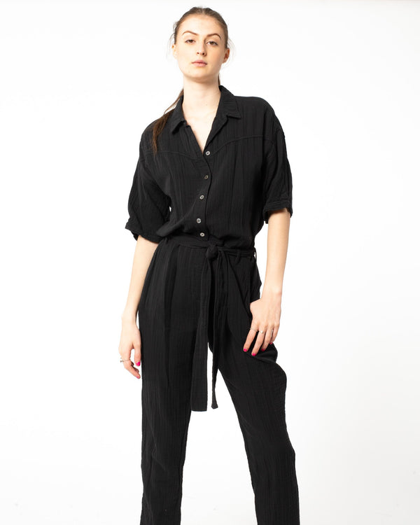XIRENA Theo Jumpsuit | newtntfashion.