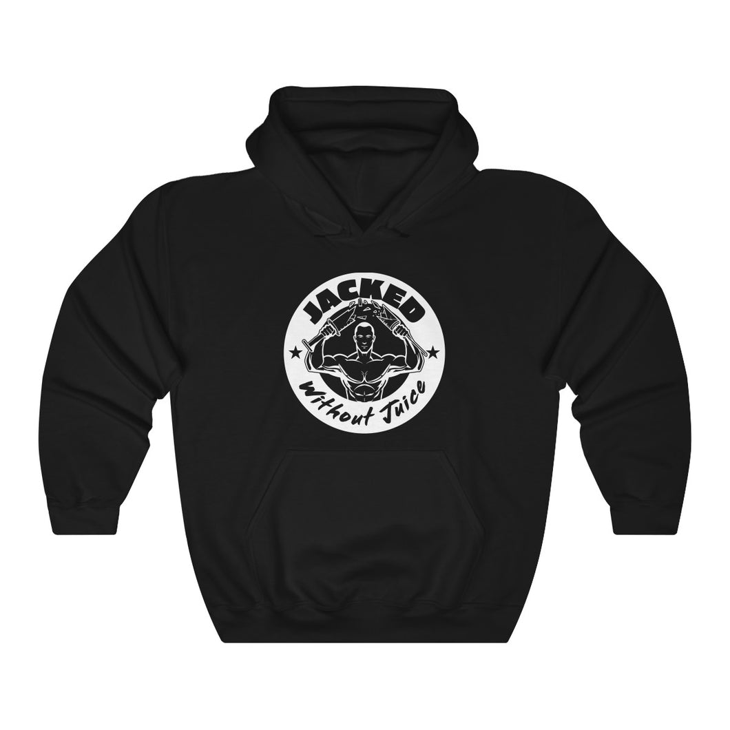 Jacked Without Juice Hoodie