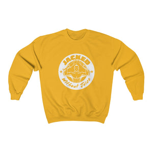 Jacked Without Juice Logo Sweatshirt