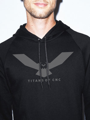 TITANS of CNC Hoodie