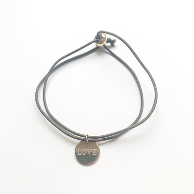 Love cordon bracelet