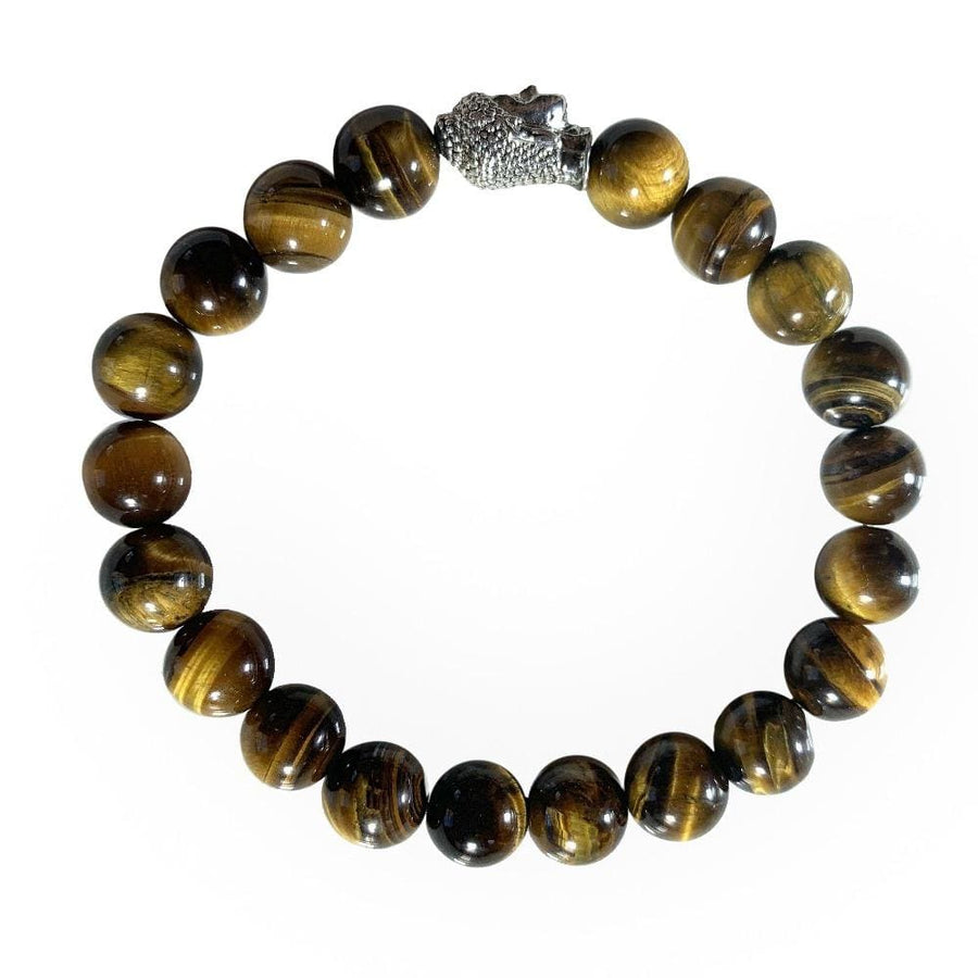 Buddha Tiger eye bracelet