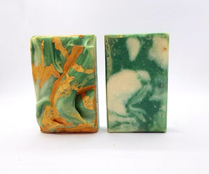 Fresh Aloe Vera & Cucumber Soap (pack of 2 bars)